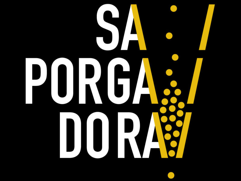 Logotip_SaPorgadora_FonsNegre