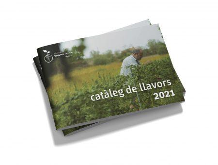 Novetat! Aconsegueix el catàleg de llavors de l'AVL del 2021