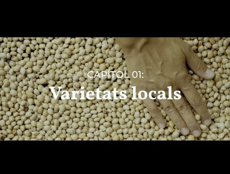 Vídeos divulgació. Capítol 01: Varietats locals