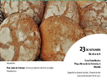 """Curs """"Blats antics mallorquins. Història i elaboració de pans de varietats locals"""""""